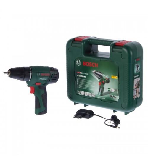Шуруповерт Bosch PSR 1080, Li-lon 10,8 В, 1,3 Ач