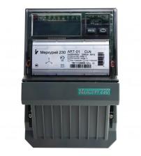 Счетчик электроэнергии трехфазный однотарифный Меркурий-230АМ-01 5-60А 380В
