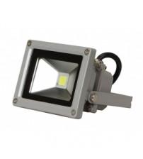Прожектор светодиодный 10Вт PFL-W/CW/GR,855Лм, 6500К, IP65