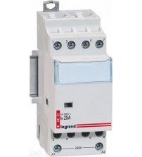 CX3 Контактор 230V 4НЗ 25А