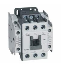 Контактор CTX3 3P 40A 2но2нз АС24V