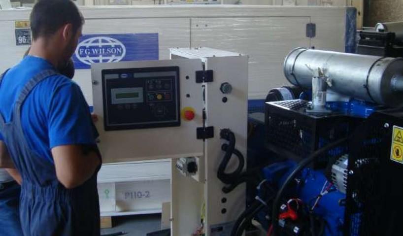 Ремонт и техническое обслуживание генераторов FG Wilson, Gesan, Iveco, Cummins, SDMO, GEKO и т.д.