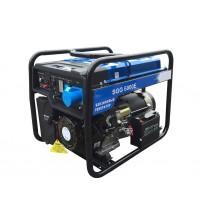 Бензогенератор SGG 6000 E (Новая модель)