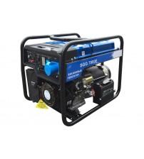 Бензогенератор SGG 7000 E (Новая модель)