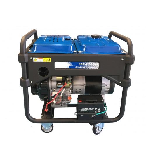 Дизельный генератор SDG 4500EH3