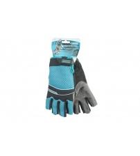 Перчатки комбинированные облегченные открытые пальцы AKTIV L GROSS