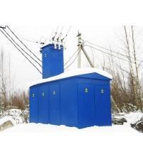 Комплектные трансформаторные подстанции наружной установки киоскового типа