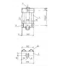 Траверса ТМ-106