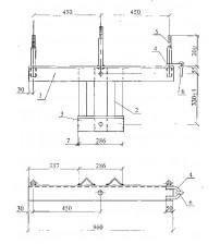Траверса ТМ-107