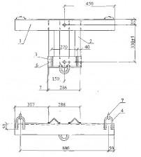 Траверса ТМ-109