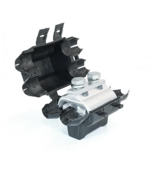 Зажимы соединительные плашечные с влагозащищенным корпусом ПЗАк 16-150